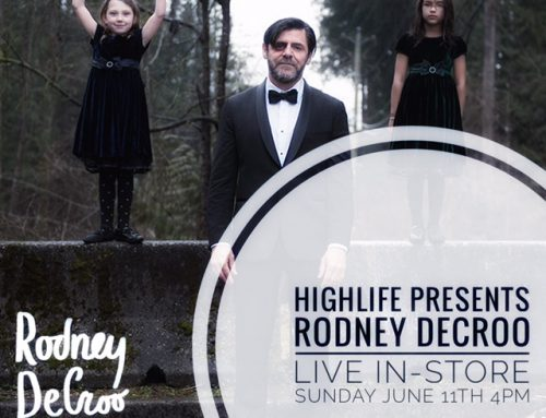 In-Store: Rodney DeCroo Sunday June 11th 4pm