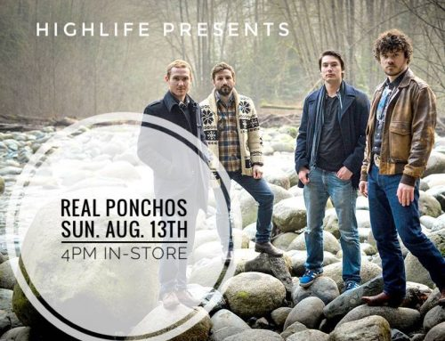 In-Store: Real Ponchos