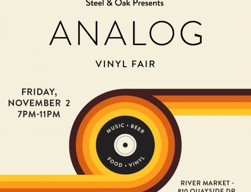 HIGHLIFE AT STEEL & OAK VINYL FAIR FRIDAY NOV 2