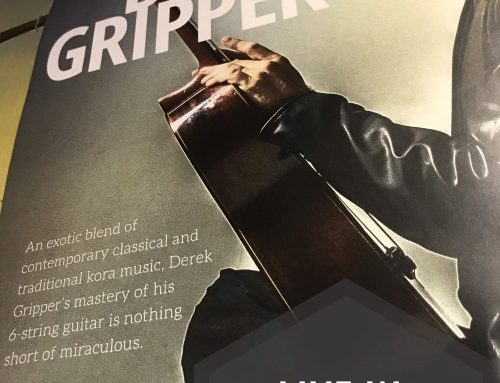 Derek Gripper: Live In-Store Sat. Jan 26 – 2pm