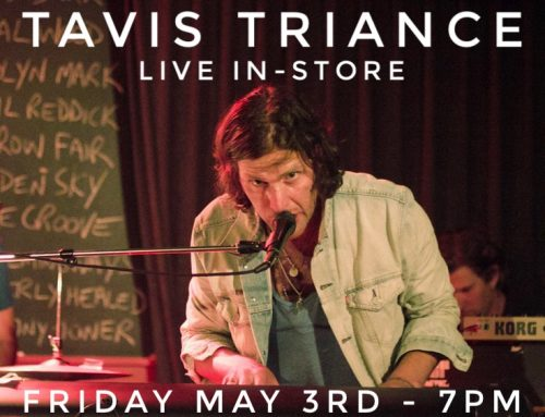 Tavis Triance In-Store Friday Night