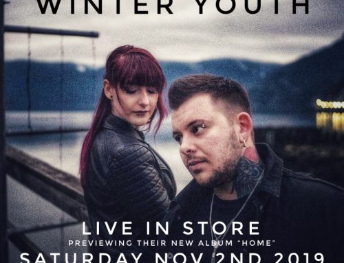WINTER YOUTH – Live In-Store