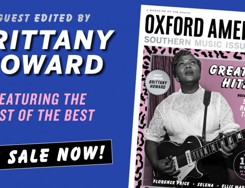 Oxford American Magazine – 22nd Annual Music Issue